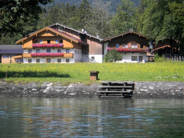 Fotos del hotel: Stiedlhof, Achenkirch