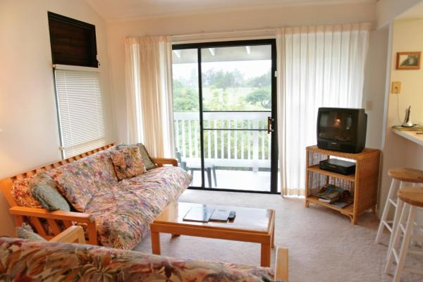 One Bedroom Hale Moi Mountain View