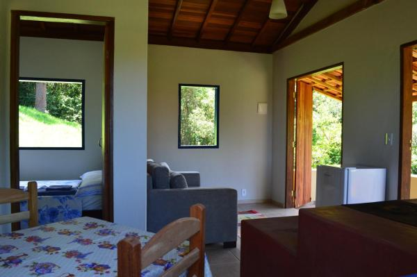 Hotel Pictures: Chalés Serrinha do Papagaio, Aiuruoca