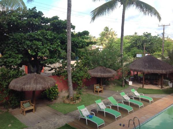 Hotel Pictures: Pousada Maluar Ltda Me, Arembepe