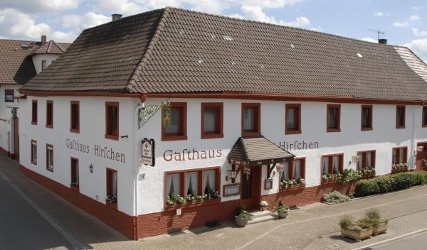 Hotel Pictures: Gasthaus zum Hirschen, Ringsheim