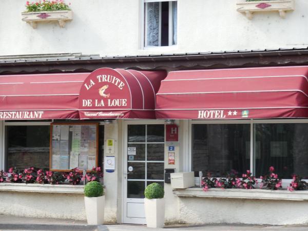 Hotel Pictures: La Truite de la Loue, Quingey
