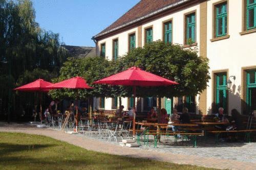 Hotelbilleder: Landgasthof Rieben, Beelitz