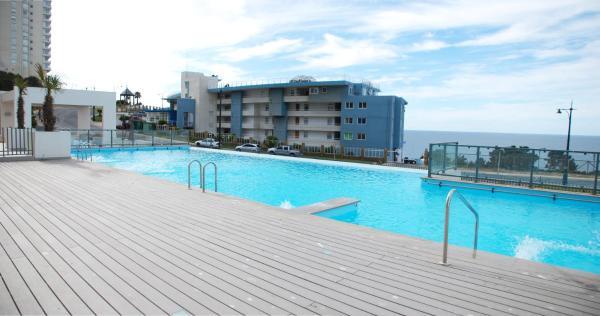 Фотографии отеля: Departamento ConCon Frente al Mar con Vista Club de Yates, Конкон