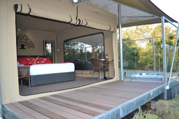 Hotellikuvia: Tuckers Retreat, Canungra