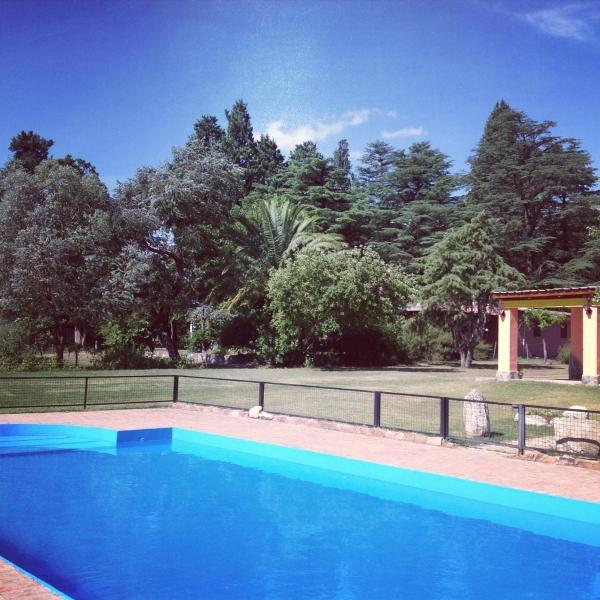 酒店图片: Cabañas Donkaia, La Población