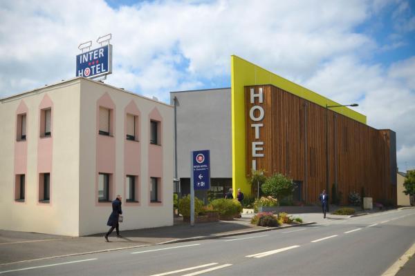 Hotel Pictures: Inter-Hotel De La Chaussairie, Chartres-de-Bretagne