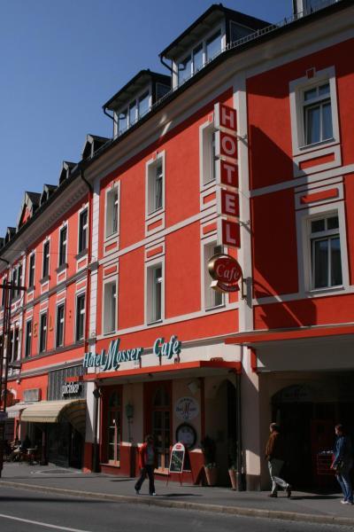 Fotos de l'hotel: Altstadthotel Mosser, Villach