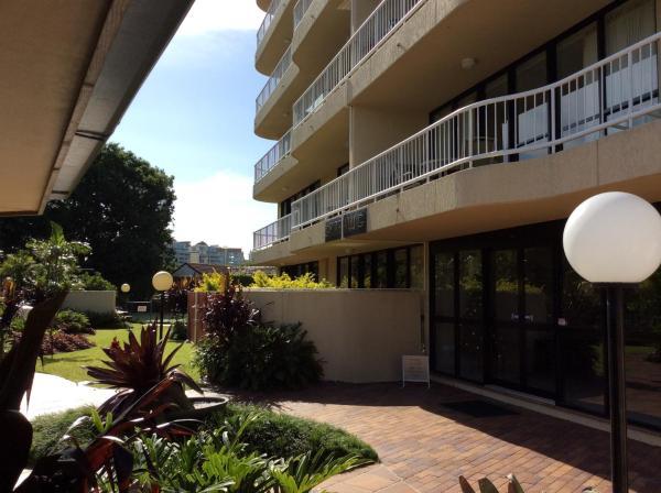 Hotelfoto's: Kirribilli Apartments, Brisbane