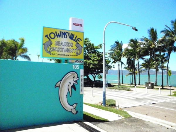 Zdjęcia hotelu: Townsville Seaside Apartments, Townsville