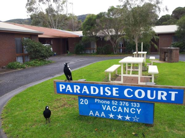 Foto Hotel: Paradise Court, Apollo Bay