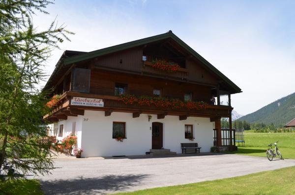 Photos de l'hôtel: Lärchenhof, Leutasch