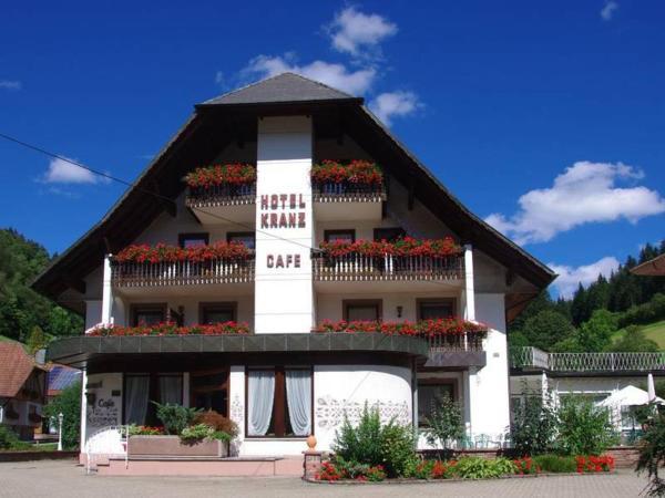 Hotel Pictures: Zum Kranz, Bad Rippoldsau