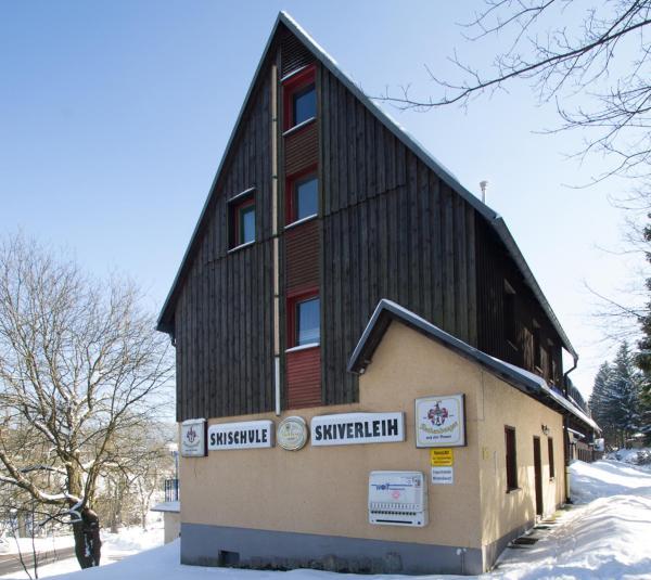 Hotel Pictures: Ferienhaus am Skihang Rehefeld, Rehefeld-Zaunhaus