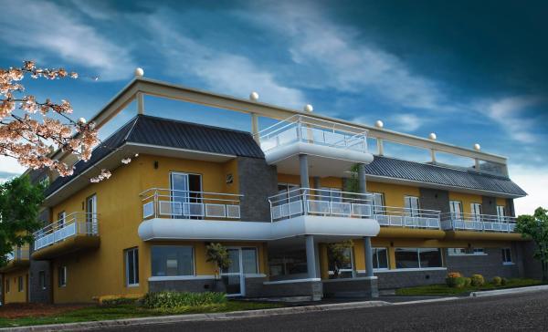 Foto Hotel: Hotel La Bahia, Federación