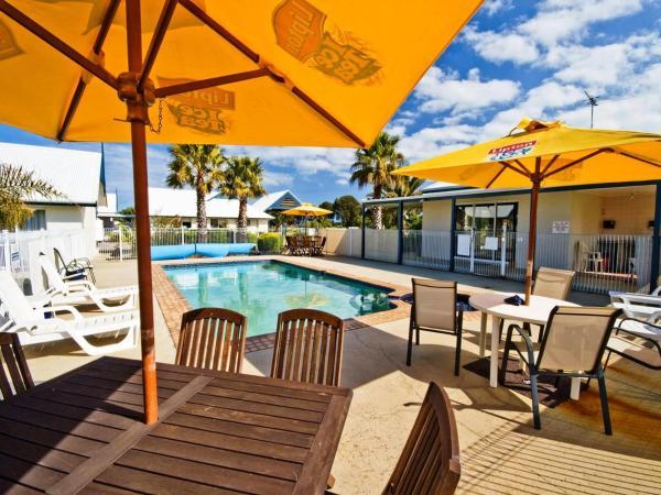 酒店图片: Torquay Tropicana Motel, 托基