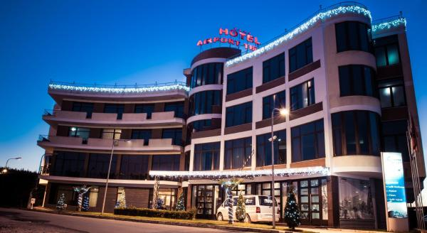 Hotel Pictures: Hotel Airport Tirana, Rinas