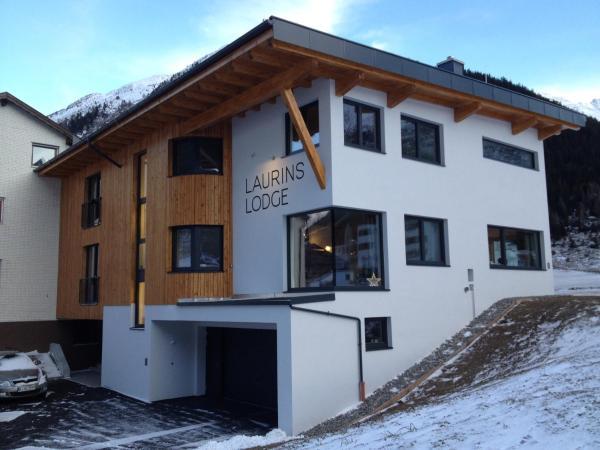 Hotel Pictures: Laurins Lodge, Galtür