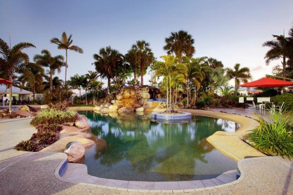 Hotellikuvia: Mission Beach Resort, Mission Beach