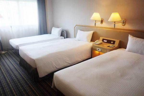 Standard Twin Room with Extra Bed