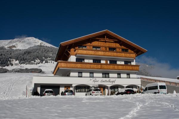 Hotelfoto's: Apart Sattelkopf, Fiss
