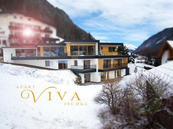 酒店图片: Apart Viva Ischgl, 伊施格尔