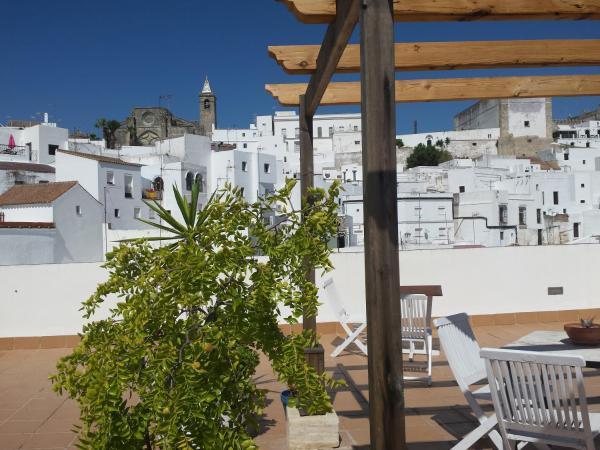 Hotel Pictures: Apartamentos y Estudios Casa de la Hoya, Vejer de la Frontera