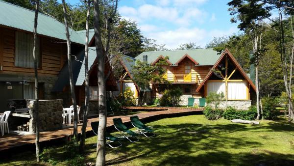 Zdjęcia hotelu: Cabañas Rio Andino, Ushuaia