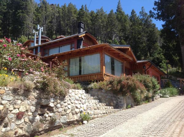 Fotografie hotelů: Brisas del Lago, San Carlos de Bariloche