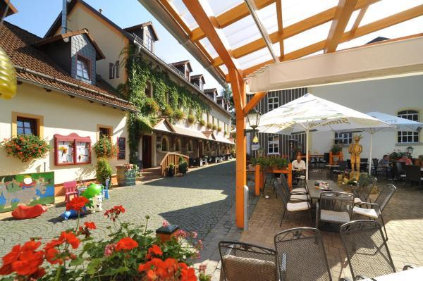 Hotel Pictures: Hotel Zur Fernmühle, Ziegenrück