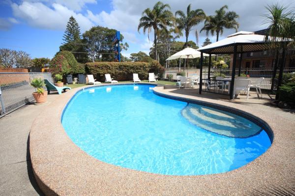 Fotos do Hotel: Bella Villa Motor Inn, Forster