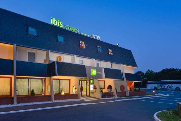 Hotel Pictures: ibis Styles Parc des Expositions de Villepinte, Roissy-en-France
