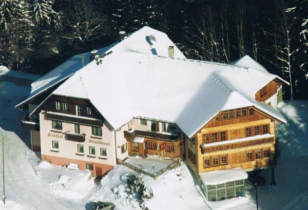 Fotografie hotelů: Gasthof Oswaldbauer, Krieglach