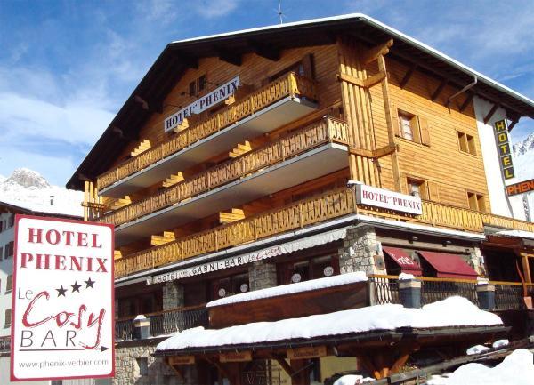 Hotel Pictures: Hotel Phenix, Verbier