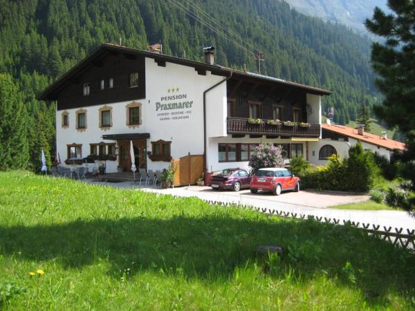 Hotel Pictures: Pension Praxmarer, Sankt Sigmund im Sellrain
