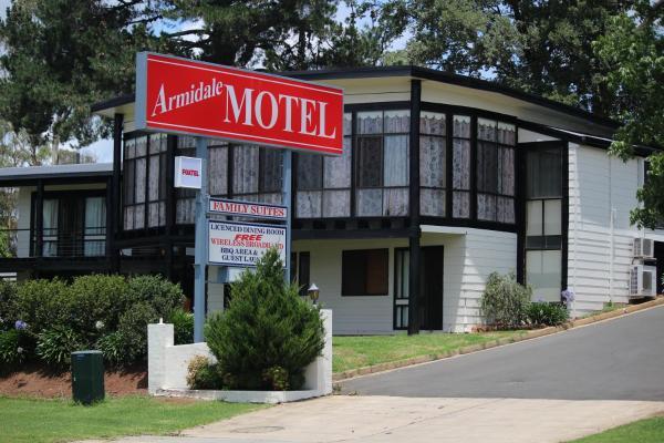 Hotelfoto's: Armidale Motel, Armidale