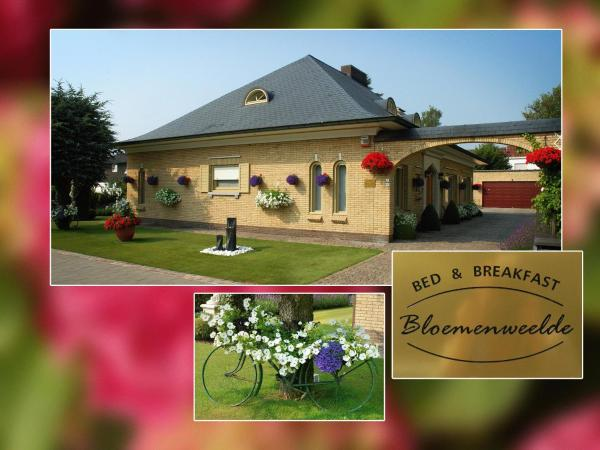 Hotellikuvia: B&B Bloemenweelde, Kortrijk