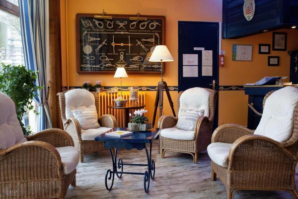 Hotel Pictures: Vent d'Ouest, Fécamp