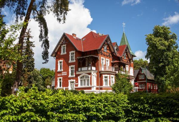 Hotelbilleder: Villa Neptun, Heringsdorf