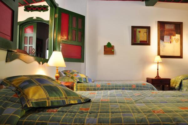 Hotel Pictures: Finca Los Alamos, El Caimo