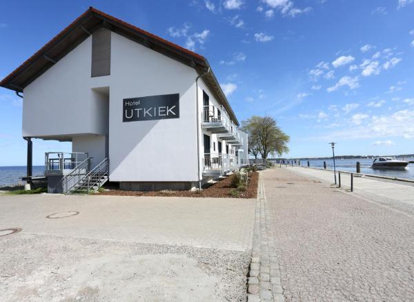 Hotelbilleder: Hotel & Restaurant Utkiek, Greifswald