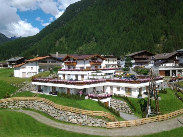 Photos de l'hôtel: Appartements Delano, Umhausen