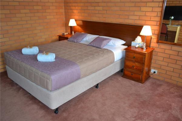 Fotos do Hotel: Grong Grong Motor Inn, Grong Grong