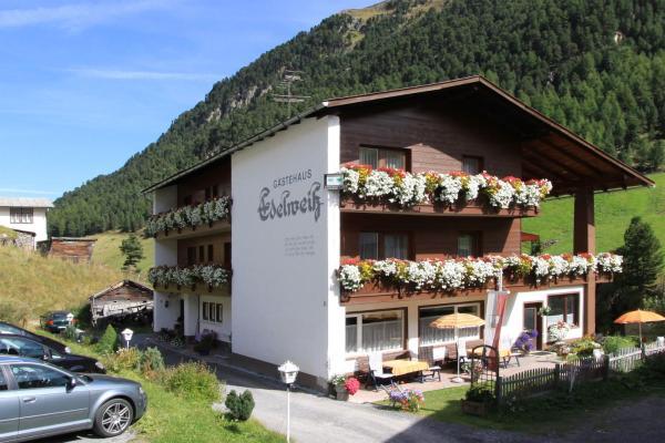 Fotos do Hotel: Gästehaus Edelweiss, Vent