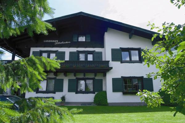Φωτογραφίες: Appartement Residenz Klabacher, Mittersill