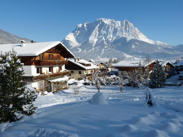 Photos de l'hôtel: Appartements Alpenland, Lermoos