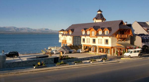 Foto Hotel: Cacique Inacayal Lake Hotel & Spa, San Carlos de Bariloche