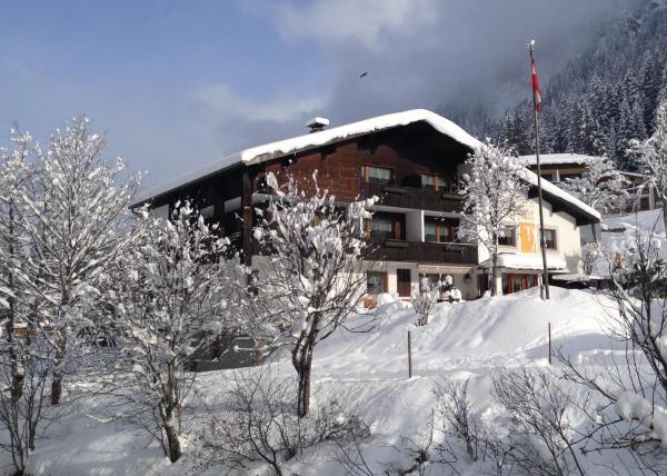 Fotos do Hotel: Gasthof-Pension Wulfenia, Gargellen