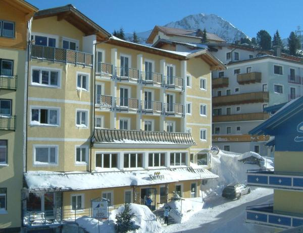 Hotellikuvia: Hotel Solaria, Obertauern