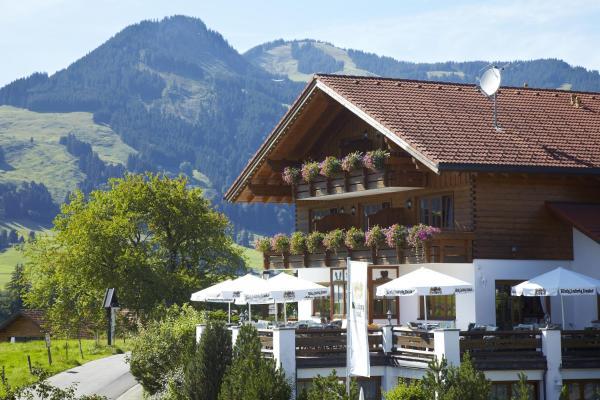 Hotel Pictures: Hotel Oberdorfer Stuben, Obermaiselstein